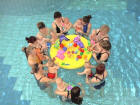 Fun Baby Aquatic Orientation Class in Germany